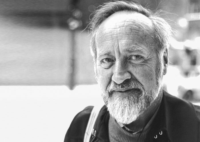 Bill Mollison photo. Alt-Ark: Making architecture more permaculture